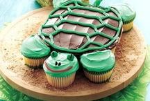 turtles cooking