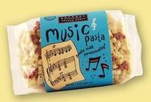 Food / Our two favorite things in this world: music & food!