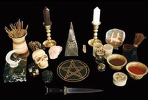 Altars and Tools / Tools needed on the path of the Goddess, Blessed Be / by Shauna Taylor