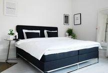 Ihanat TEMPUR-sänkymme / TEMPUR-sänky on sisustajan unelma.