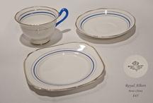 Vintage Teacups, Plates ...