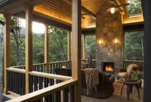 Decking / All different types of decks, and ideas for decks from hardwood to composite. / by Capital