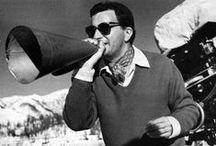 Giuseppe De Santis / Giuseppe De Santis (Fondi, 11 febbraio 1917 - Roma, 16 maggio 1997) è stato un regista e sceneggiatore italiano ed è considerato uno dei padri del Neorealismo.