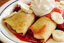 Crepes From Around The World!! / by Alexis Vega