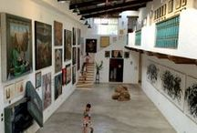 Art in the City / Musicals, theater, movies, music, museums, galleries, or anything artsy