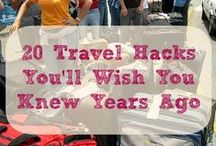 Travel Tips / Articles and tips to help ease the stress of travel