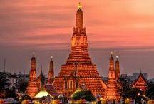 Bangkok Thailand / Places to visit and things to do in Bangkok, Thailand.