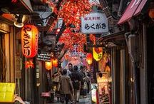 Tokyo Japan / Places to visit and things to do in Tokyo Japan