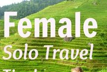 Solo Travel / Tips or articles about the art of travelling solo