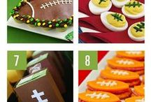 !!Game Day Food!! / Get ready for Game Day with these crowd-pleasing eats ♥ Do your best not to duplicate ♥ If you would like to pin on my boards please comment here http://www.pinterest.com/sugarlcupcakes/invites-updates/ ♥ You can invite other Pinners you know ♥ Thank you for all the great PINS ♥ Report spam here http://www.pinterest.com/sugarlcupcakes/report-spam/ ♥ Kathy.