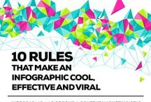 Infographics / All about Infographics - how to do them; some great infographics; design; seo; graphics