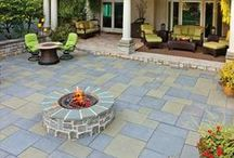 Fantastic Firepits / There is nothing like friends hanging out together around a firepit in the fall!  Find the firepit that suits your taste and budget.