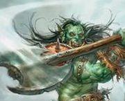 DnD - Orcs, Ogres and Trolls