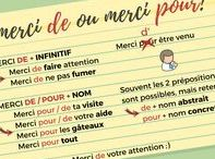 French prepositions / How to use prepositions in French.