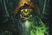 Warcraft - Orcs, ogres and gronn
