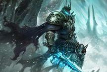 Warcraft - Scourge and Forsaken