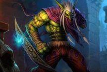 Warcraft - Trolls