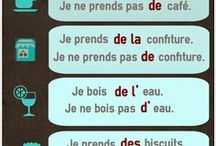 French partitive articles / How to express unspecified quantities.