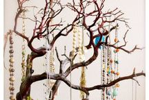 Jewellery display and storage!