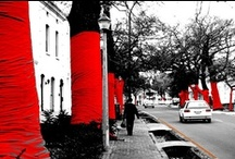 Dorp Street Stellenbosch / The home of the LandnSand offices and so much more. www.landnsand.co.za