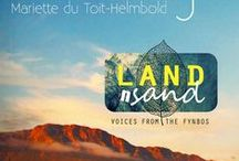 Mariette du Toit-Helmbold's Overberg Escapes  / Which Overberg hideaways and getaways will Mariette be talking about in our launch edition?  www.landnsand.co.za