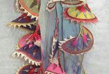 Fiber & Bead Adornment / by Katia Oh