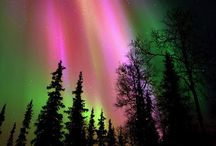 Aurora Borealis ~ The Northern Lights / What's not to like? :-)