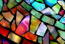 Fab mosaic & stained glass
