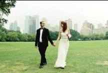 Our wedding in NYC