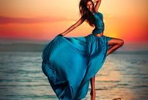 < BLUE and GREEN > fashion / Hello. Welcome -) Add advertising everything about BLUE and GREEN fashion photos without nudity and underwear! If you'll continue, I will remove you forever! Good luck to you all. Do not hesitate to invite your friends. / by Elena Subota