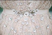 Inspiration | Stoffe - Material / Die feinsten Materialien, Stoffe für Brautkleider und Kopfschmuck.