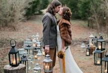 wedding stories and themes /  aesthetics + installations