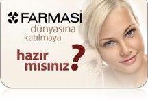 FARMASİ Danışman Ol / Yeni üyelik ve Ürün siparişi için web sayfamız. http://farmasi.peacocksem.com/