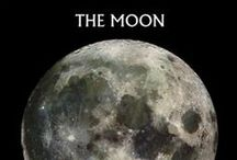 Moon Magic / I love the moon and all of her cycles. Light and shadow, the deep feminine. La Luna!!