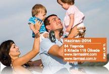HAZİRAN 2014 KATALOĞU / Farmasi Haziran Kataloğunda Süpriz Hediyeler... http://www.farmasiint.com/OnlineKatalog/201406/