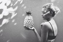 pineapple / .everyone needs a little pineapple.