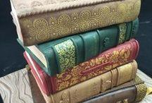 Los libros se comen / Comidas relacionadas con los libros