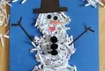 Art/Snowmen