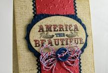Patriotic Stamp Collection  from Crafter's Companion