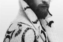 Men, hair & beards / For my man Morray <3