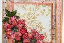 Victorian Floral by Sheena Douglass for Crafter's Companion