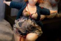 figuras distintas en porcelana fria / figuras no convencionales el porcelana fria