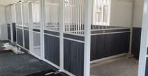 Stables interiors