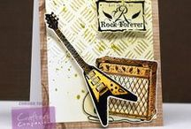 Rock 'n Roll Stamp Collection from Sheena Douglass