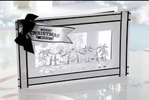 Die'sire Christmas Edge'ables / If you like intricate Christmas-themed dies with a paper-cutting look to them that can be used in a variety of ways, then you need look no further than these Edge'ables from Die'sire. Although designed with Christmas in mind, there are a good selection of dies within this range that are suitable for so many other occasions, so really versatile - a must for all savvy crafters!