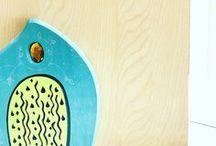 Wooden toys / Children's wooden toys by Grimm's, Legler, Gluckskafer, Goki...