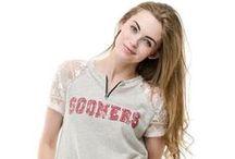 Oklahoma Apparel / Collegiate apparel for The University of Oklahoma!