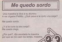 Humor musical / by Yolanda Sarmiento