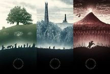 LOTR/The Hobbit obsession / by Colleen Adenan