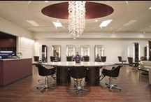 Famous Interior Designer: Headline The Salon / Leslie McGwire™ ASID Allied Leslie McGwire™ & Associates http://www.Lesliemcgwire.com  Leslie@lesliemcgwire 248.912.2661  Headlines The Salon been voted as one of the top 200 salons in the country for the last five years by Salon Today Magazine.  2012 Salon Today Awards Salon of Distinction Award Headlines, The Salon — Encinitas, CA Top 5 Salon Design of the Year Headlines, The Salon — Encinitas, CA North American Hairstyling Award (NAHA) Headlines, The Salon — Encinitas, CA